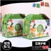 现货批发通用水果礼盒 手提瓦楞纸盒 彩色纸箱印刷苹果包装盒定做