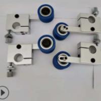 厂家直销高品质印刷专用压纸轮立式压纸轮前规压轮总成印刷机配件