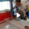 diy带胶硬泡沫板缓冲包装材料白色单面背胶板广告标语牌kt版定制