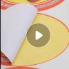 说明书定做 彩色宣传单 单色说明书铜版纸彩页小册子折页印刷定制