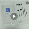 折页说明书印刷 移动电源蓝牙耳机音响说明书定做 产品说明书印刷