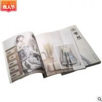 产品画册 书本印刷 产品手册印刷定做 黑白说明书印刷