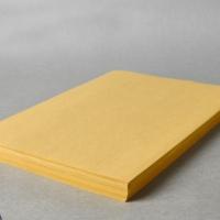a4可打印空白牛皮纸不干胶标签纸贴纸激光喷墨背胶纸粘贴纸