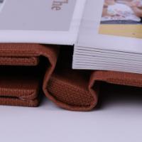 厂家直拉菲销纪念册毕业相册定做精装纪念册皮面纪念册好看的相册