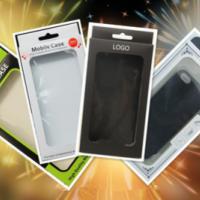 手机壳包装 热销新款 通用包装 开窗彩盒 设计定制 佰玛包装