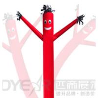 上海 广告舞星 工厂 爆款 户外充气摆动 卡通 鼓风圆柱人物 厂家