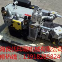 维修海德堡主风泵飞达泵KLR110DVDV真空压力复合风泵爪泵