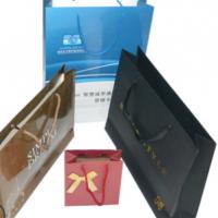 爆款创意牛皮纸袋 服装礼品纸袋购物袋手提袋定制 现货批发
