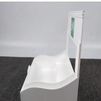 超市便利店PVC牛奶饮料展示架 安迪板新品促销陈列架 工厂直营