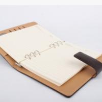 厂家直定制平装 商务记事本 活页笔记本定制logo学生日记