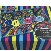 厂家直销精美彩色条纹礼盒提供创意定制翻盖礼盒