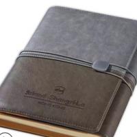 厂家定做笔记本 皮面仿皮高档笔记本公办记事本PU定制LOGO印刷
