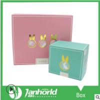 厂家定制日用礼品包装盒瓦楞纸折叠飞机盒翻盖抽拉盒白卡纸盒印刷