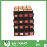 定制多层抽拉盒月饼盒高档珠宝首饰礼品包装盒创意纸制抽屉盒印刷