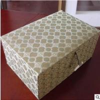 厂家加工生产锦盒 木质绸缎盒 高档玉玺佛像佛珠仿古木盒