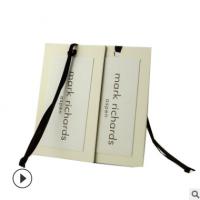 杭州厂家定制吊牌吊卡外贸品牌服饰服装吊牌标签箱包鞋帽吊牌实惠
