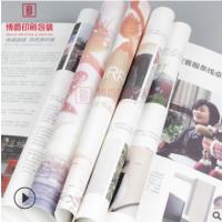厂家直销企业宣传册画册设计印刷 样本宣传杂志画册精美制作