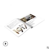 厂家印刷彩页 画册印刷 黑白说明书 彩色海报定制 专注企业印品