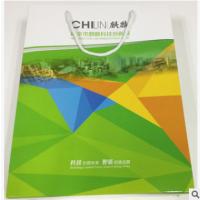 深圳厂家企业画册宣传册印刷手袋纸袋手提袋定制