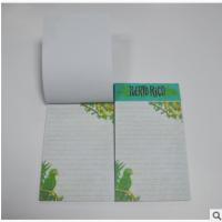 深圳厂家 便签本 记事本 可可贴 贴纸 不干胶 印刷 定制