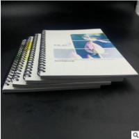 环保双线圈笔记本 精装双螺旋线圈笔记本 线圈本笔记本定制logo