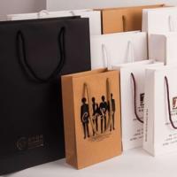 手提袋定制纸袋定做礼品袋订做包装袋子服装购物袋印刷logo广告袋