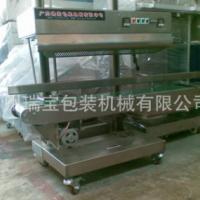大型立式连续封口机 全自动墨轮印字打码封口设备 厂家直销