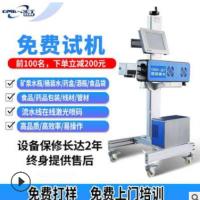 厂家直销江苏全自动激光喷码机 金属不锈钢喷码机