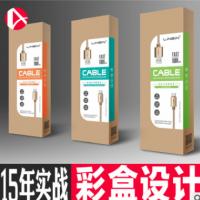 提供周转箱设计纸箱设计瓦楞纸盒报关纸箱外包装箱设计服务