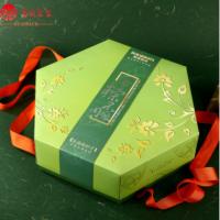 端午粽子盒牛皮纸包装盒创意手提简易折叠结婚纸盒粽子包装礼盒