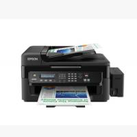 L551彩色商用办公打印机 高速打印 复印 扫描 传真 多功能一体机