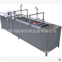 厂家直销:湖南省半自动浆背机 笔记本刷胶机 胶版纸刷胶机 烘干