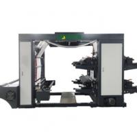 立胜牌供应4色BOPP薄膜柔版印刷机 塑料袋印刷柔印机柔板
