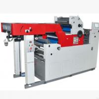 中基彩虹双色双面胶印机(2+1)双面机