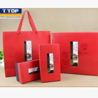 茶叶包装厂家 铁观音礼盒 红茶礼盒 大红袍包装盒 包装纸袋 订做