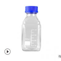 透明玻璃方形试剂瓶糖浆青霉素医药用口服液瓶500ml