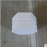 厂家定做高档首饰 化妆品六边型纸盒 多边六角天地盖包装礼品盒