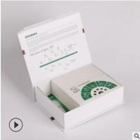 翻盖礼盒电子产品游戏卡通纸盒定制 灯泡化妆品盒精品包装盒定做