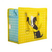 韩版时尚小号覆膜无纺布袋子定做手提袋 休闲环保广告袋订制LOGO
