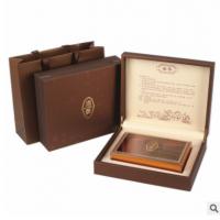 新款节日海参包装盒高档礼盒一斤海参亚克力内盒礼品盒皮盒配袋子