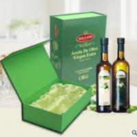 上海厂家定制礼品包装盒橄榄油茶叶保健品化妆品包装礼盒定做翻盖