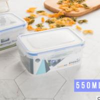厂家直销长方形塑料保鲜盒套装密封盒饭店酒店冰柜冰箱塑料收纳盒